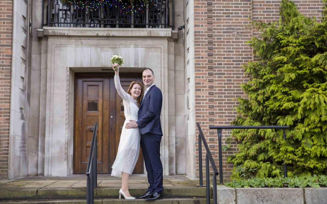 Salford registry office wedding photography