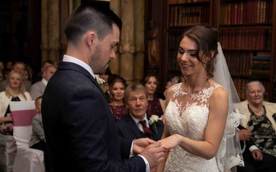 DANIEL & JAYNE, CREWE HALL WEDDING