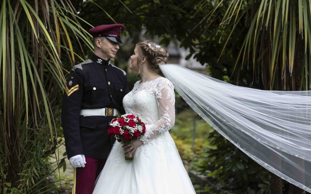 CHERYL & RICHARD WEDDING, FLIXTON HOUSE