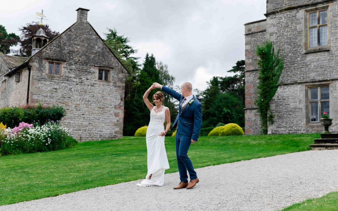 Carly & Dan Wedding Highlights, Tissington Hall