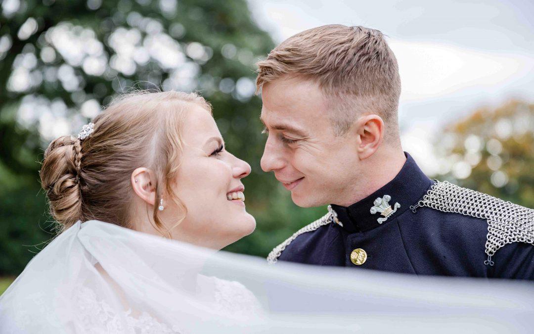 Cheryl & Richard, Flixton House Wedding